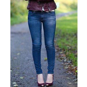 AG skinny ankle leggings jeans size 26R